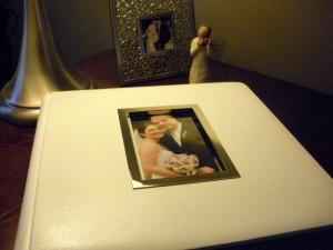 Wedding scrapbook | 2009