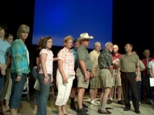Broadway Revue Practice